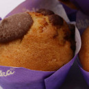 Mini muffin Milka